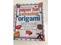 Best ever book of Paper Fun & Amazing Origami