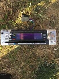 Bluetooth mp3 car stereo