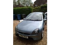 Ford Puma 1.7 Spares or Repair. Bodywork previously restored. Lots of new parts included for MOT.