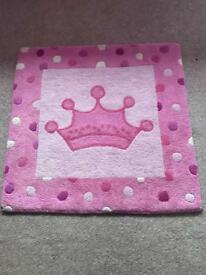 Next Princess Rug 80cm x 82cm