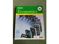 OCR A2 Economics 2nd edition - RRP £24 see picture 2 Officially Approved by OCR