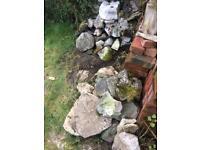 rockery Stone free