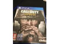 WW2 call of duty for ps4