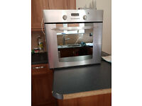 indesit oven for sale