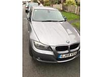 BMW 320D Business Edition 2009 or swap with van