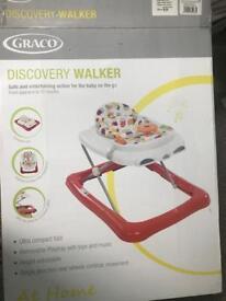 GRACO BABY WALKER // EXCELLENT CONDITION // £20