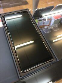 New Samsung Note 8 Maple Gold 64GB - Unlocked