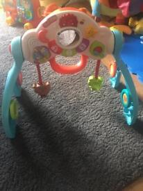 Vtech 3-in-1 baby centre