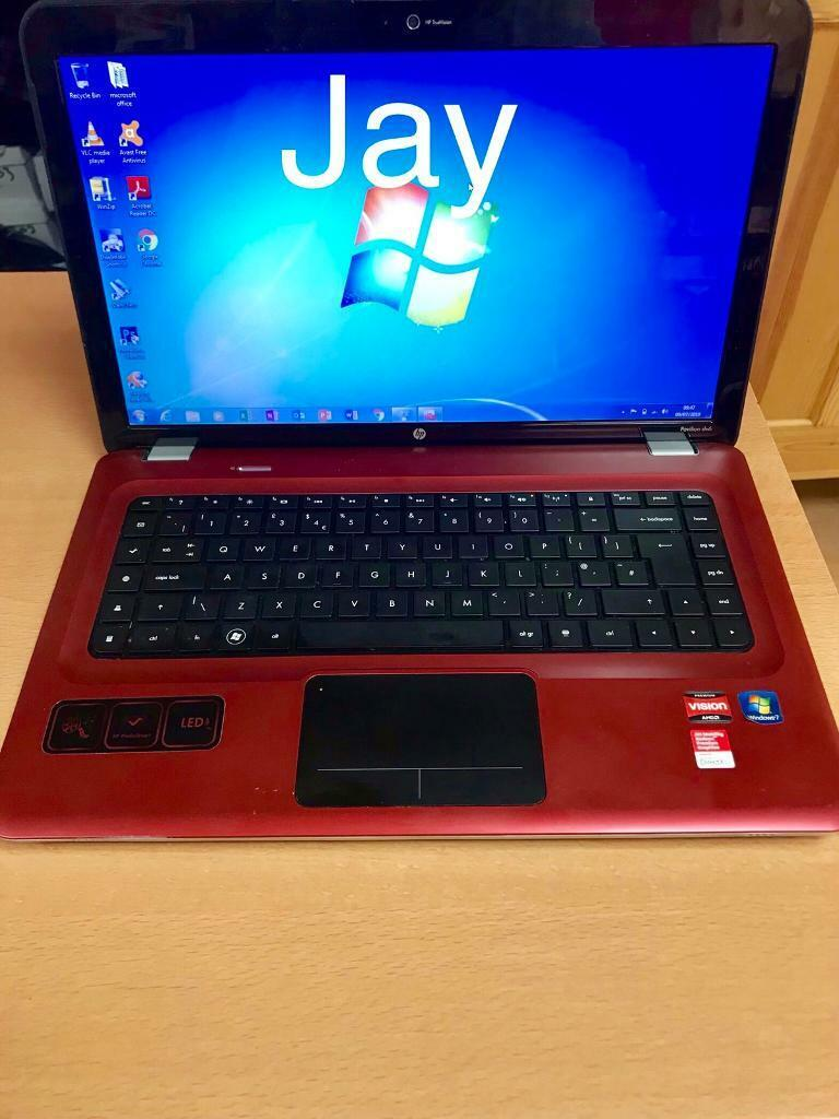 FAST 4GB HP HD Laptop Massive 500GB,Window7,Microsoft  office,Ready,excellent   in Sunderland, Tyne and Wear   Gumtree