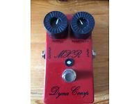 MXR dyna comp '76 custom shop (with mods by JHS)