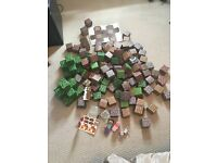 Minecraft. Lego books and paper craft Keep busy during the summer holidays with this minecraft set