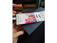 Summer Bash Rugby Tickets x2
