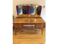 Beautiful Mid Century Dressing Table by Alfred Cox