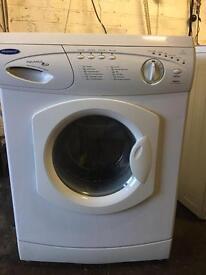 Hot point washing machine 6kg