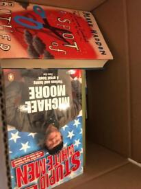 Box of books - FREE