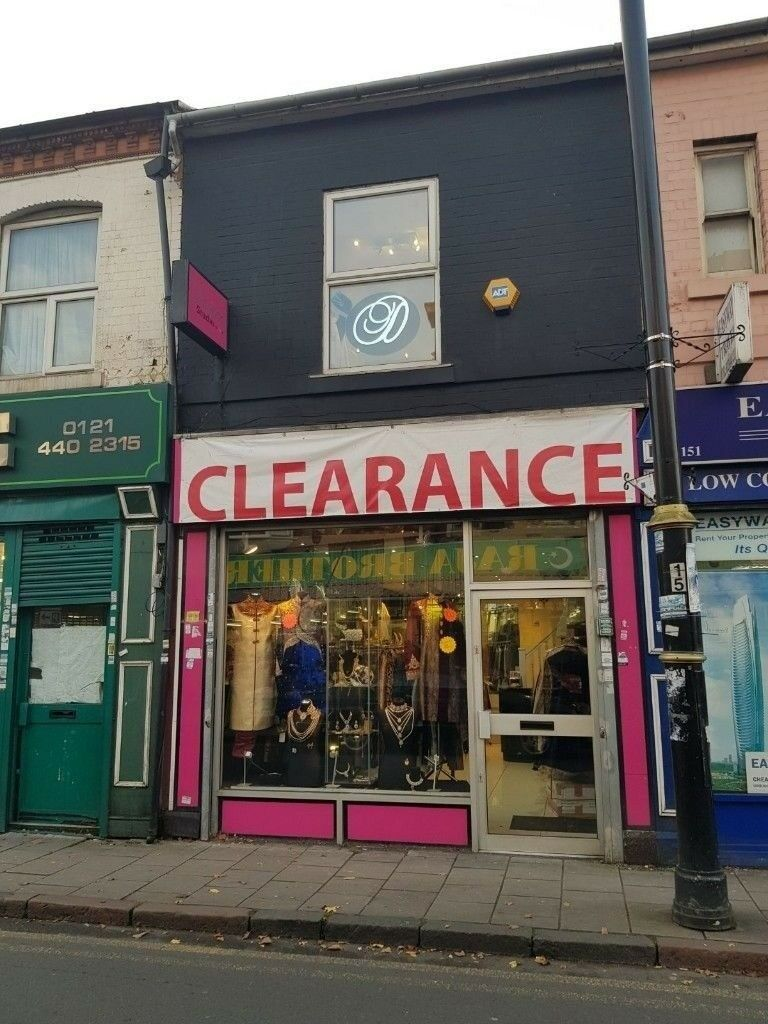 **LOCK UP SHOP**LADYPOOL ROAD**PRIME LOCATION**WELL