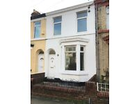 NO AGENTS FEES *Just renovated!* unfurnished 3 bed house to rent in Ruskin Street Liverpool L43SH