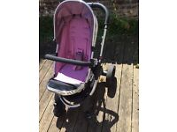 ICandy Peach 3 Marshmallow Pushchair