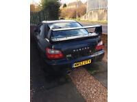 Subaru Impreza wrx spares or repairs OFFERS