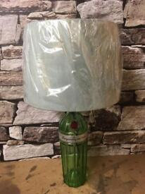 Tanquerary Gin botte lamp