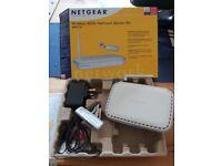 Netgear Wireless Router & Wi-Fi Dongle