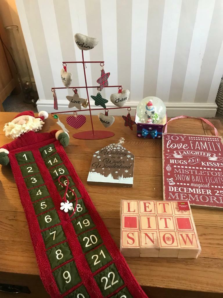 Lovely Christmas Accessories Bundle