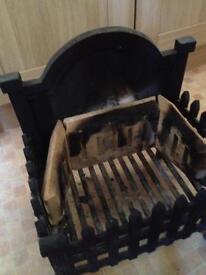 Cast iron firebasket