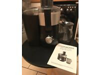 Barely used whole fruit juicer for sale