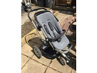 SOLD! Quinny Buzz travel system