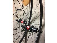 Forza Carbon clincher road wheels