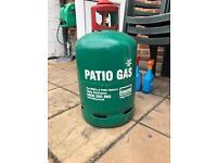 13Kg Calor propane gas bottle