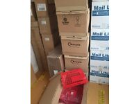 STOCK CLEARANCE- 130 LETTER TRAYS - BRAND NEW