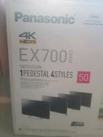Brand new 50 inch flat screen tv
