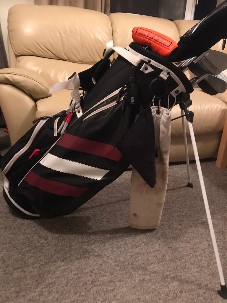 79f681ffd5b Adidas Samba Golf Stand Bag   in Falmouth, Cornwall   Gumtree