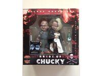 McFarlane Toys: Movie Maniacs 2 - Bride of Chucky: Chucky & Tiffany - Deluxe Boxed Set