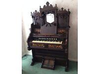 Clarabella Manual Pedal Organ