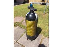 Dive cylinder