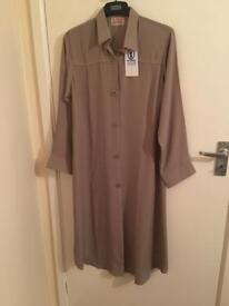 Ahmadiyya Style Pakistani Burqa Coat Summer Wear