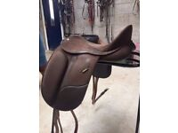 "18"" isabell werth dressage saddle"