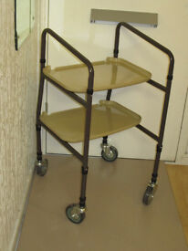 Aidapt Height Adjustable Mobility walking aid trolley –New- Never used