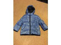 18-24 Months Blue Mothercare Coat