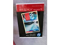 HP A4 120gsm paper - 2000 sheets (4 realms of 500)