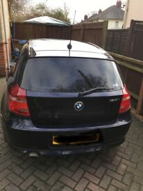 BMW 1 Series Automatic gearbox