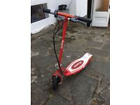 E100 Razor Electric Scooter FOR SALE