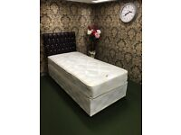 Brand New 3FT Single Windsor Bed Set With Fast Delivery....