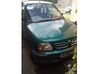 One owner Micra For Sale