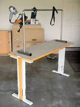 DOG GROOMING TABLE---SEMI-PROFESSIONAL---HEIGHT ADJUSTABLE. Pacific Pines Gold Coast City Preview