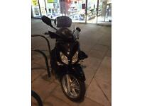 YAMAHA X CITY 125cc