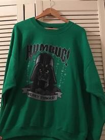 Star Wars Men's Christmas Sweatshirt - XL