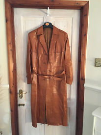 Ladies Leather Coat